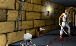 Prince of Persia 1 Free Game Download For PC