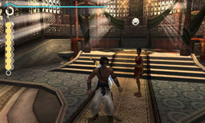 Prince of Persia The Sands of Time Free Game For PC