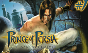 Prince of Persia The Sands of Time Free PC Game
