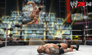 WWE 2K14 Free Game Download For PC