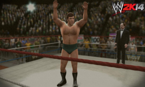 WWE 2K14 Free Game For PC