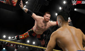 WWE 2K15 Free Game Download For PC