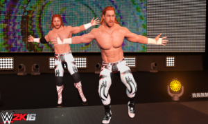 WWE 2K16 Free Game Download For PC