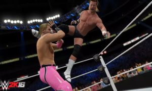 WWE 2K16 Free Game For PC