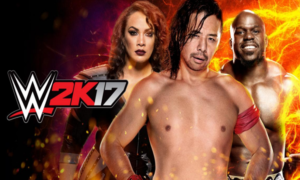 WWE 2K17 Free Game For PC