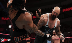 WWE 2K18 Free Game Download For PC
