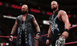 WWE 2K18 Free Game For PC