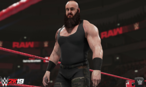 WWE 2K19 Free Game For PC