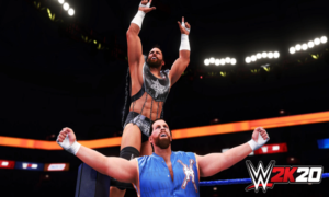 WWE 2K20 Free Game Download For PC