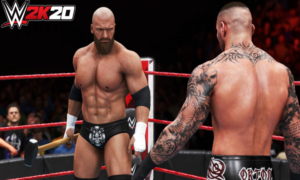 WWE 2K20 Free Game For PC