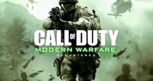 Call Of Duty Modern Warfare Remastered - Free PC Game