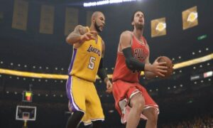NBA 2K15 Free Game For PC