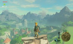 The Legend of Zelda Breath of the Wild Free Game Download For PC