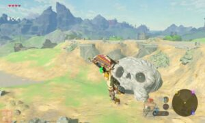 The Legend of Zelda Breath of the Wild Free Game For PC
