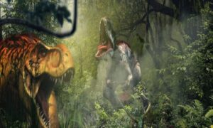 Jurassic Park The Game Free Game Download For PC