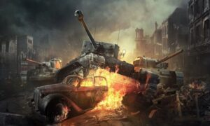 World of Tanks Free Game For PC