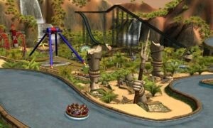 Roller Coaster Tycoon Free Game Download For PC