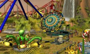 Roller Coaster Tycoon Free Game For PC