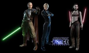 Star Wars The Force Unleashed Free PC Game