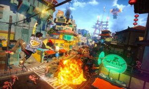 Sunset Overdrive Free Game Download For PC