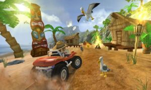Beach Buggy Racing Free Game Download For PC