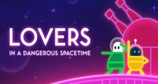 Lovers in a Dangerous Spacetime Free PC Game