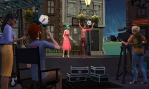 The Sims 4 Get Famous Free Game Download For PC