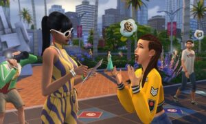 The Sims 4 Get Famous Free Game For PC