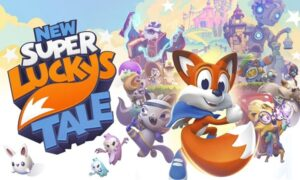 Super Lucky's Tale Free PC Game