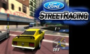 Ford Street Racing Free PC Game