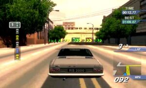 Ford Street Racing Free Game For PC