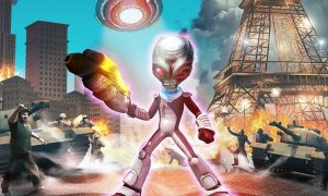 Destroy All Humans Free Game For PC
